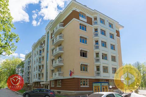 2к квартира 70,4 кв.м. Звенигород, Чехова 5а ЖК Малиновый ручей, центр - Фото 1