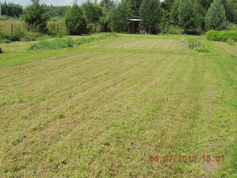 Продам земельный участок 8 соток (ЛПХ), д.Владимироовка - Фото 2