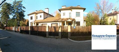 Продается таунхаус 290 кв.м(половина дома) в пос.санатория Подмосковье - Фото 1