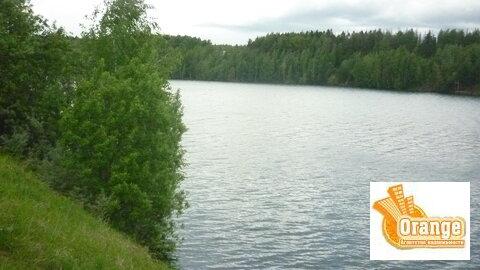 Земельный уч-к 24.56 сот в г. Щелково на берегу водоема,17 км от МКАД, - Фото 1