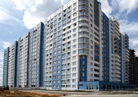 Продается квартира - студия от застройщика в строящемся новом жилом . - Фото 1