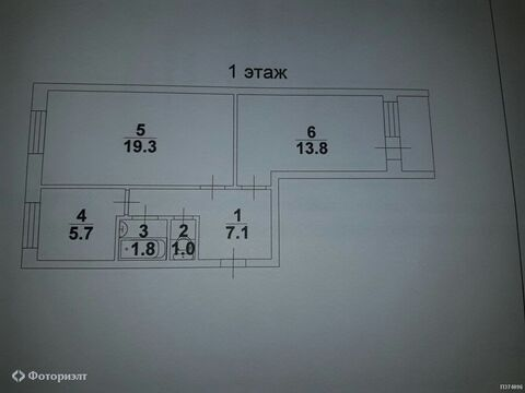 Квартира 2-комнатная Саратов, Елшанка, ул Буровая - Фото 3