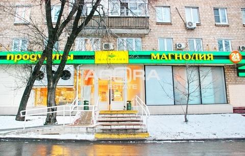 Продажа торгового помещения, м. Кунцевская, Аминьевское ш. - Фото 1