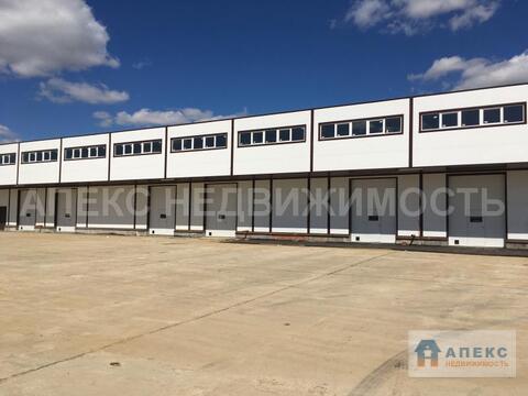 Аренда помещения пл. 500 м2 под склад, производство, Видное Каширское . - Фото 1