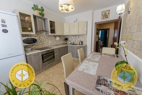 2к квартира 62 кв.м. Звенигород, мкр Супонево 5, ремонт и мебель - Фото 5