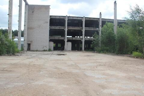 Продам базу 13000 кв.м. на участке 1,8 га в г. Тверь - Фото 2