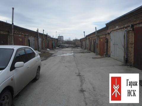 Продам капитальный гараж, ГСК Сибирь № 1587, ул. Пасечная 3 к2. - Фото 2