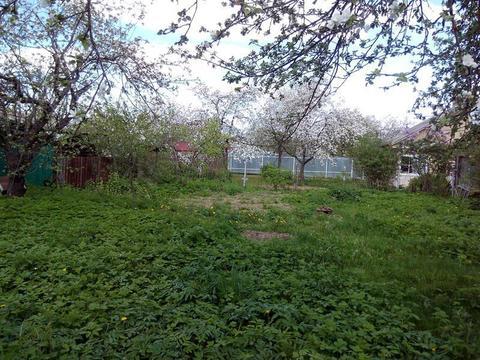 Продам земельный участок в Обнинске, за плотиной, СНТ «Солнышко» - Фото 1