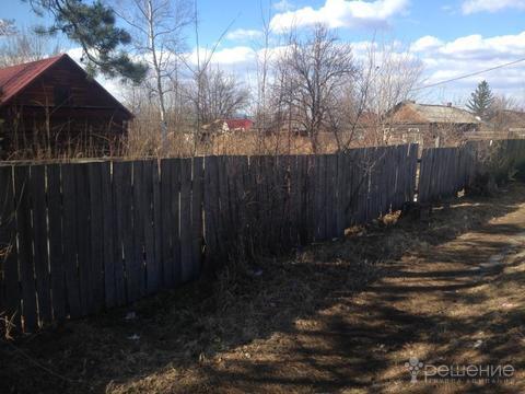 Продается земельный участок, п. Переяславка, ул. Октябрьская - Фото 1