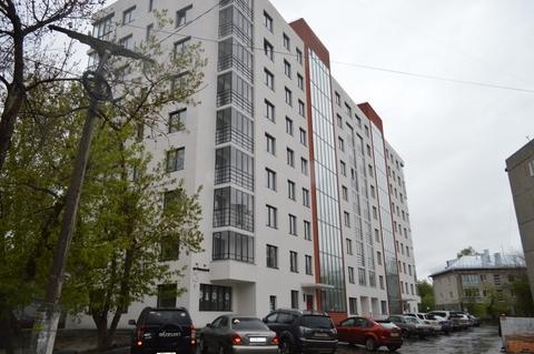 1-к.квартира, Жилплощадка, Гулькина - Фото 1