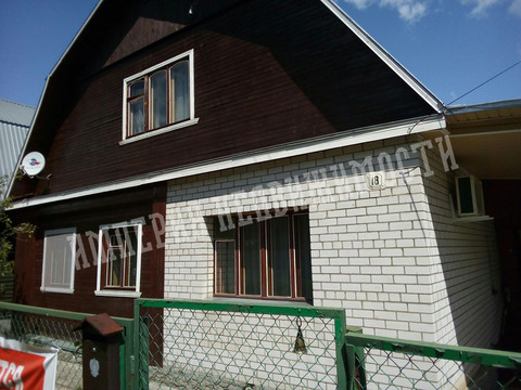 Экологически-чистый дом, 163,2 кв.м, деревянно-кирпичный, участок 14 с - Фото 1