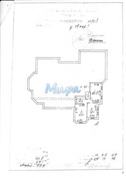 Апартаменты! Продается 3-х комнатная квартира в монолитно-кирпичном - Фото 1