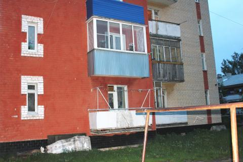 Продаётся 1-х комн. квартира в п.Малое Василево, ул.Комсомольская - Фото 5
