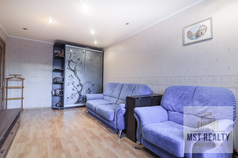 Трехкомнатная квартира в Видном - Фото 5