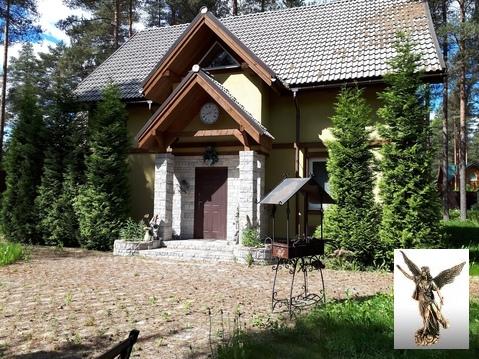 Загородный дом на изумительном участке ИЖС в пос. Вырице. - Фото 1