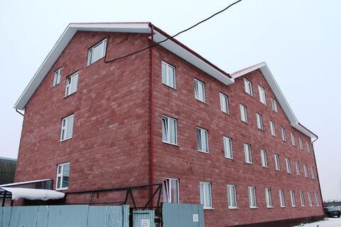 Гостиничный комплекс, действующий, 2 здания 1730м2, 12соток, все комм. - Фото 1