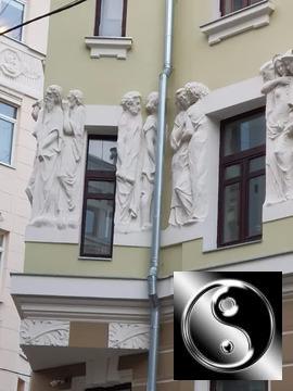 Объявление №66267324: Сдаю комнату в 3 комнатной квартире. Москва, Плотников пер., 4к5,