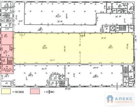 Аренда помещения пл. 887 м2 под производство, склад, , офис и склад м. . - Фото 4