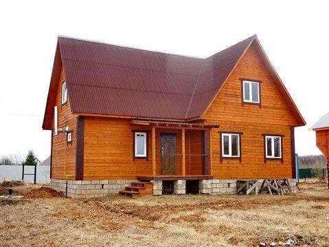 Продаю новый зимний дом в деревне, 98 км от МКАД по Ярославскому ш. - Фото 3