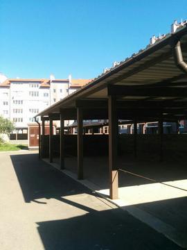 Крытый паркинг на ул. Глинки, 1 - Фото 1