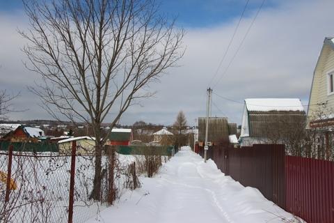 Надежная теплая дача близ г.Малоярославец - Фото 1