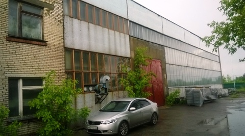 Продажа произв.-складского комплекса 4200 м2 Аэропорт Жуковский - Фото 1