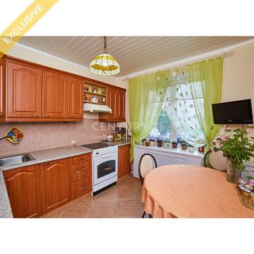 Продажа 4-к квартиры на 1/9 этаже на Комсомольском пр, д. 21 - Фото 1