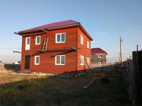 Продажа дома, Хомутово, Иркутский район, Ул Кутузова - Фото 1