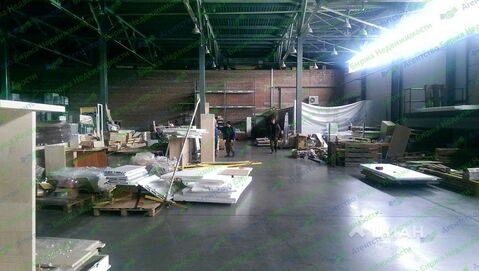Аренда склада, Новосибирск, Ул. Сибиряков-Гвардейцев - Фото 1