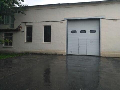 Отапливаемый склад 674 кв.м, с хорошим ремонтом - Фото 2