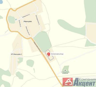 Продажа участка, Иванцево, Ивановский район, Солнечная улица - Фото 1