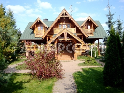Продажа дома, Лапшинка, Московский г. п. - Фото 1