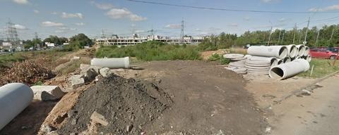 Продается участок под многоэтажное строительство, Трехгорка - Фото 1