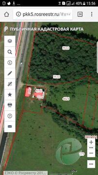 Земельный участок вдоль м2(1,3га)+кап.строение 1000м2+200м2 - Фото 3