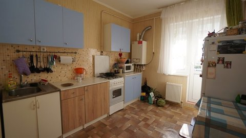Купить квартиру в монолитном доме , автономное отопление. - Фото 1