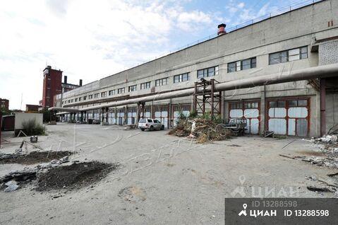 Продажа производственного помещения, Челябинск, Ул. Российская - Фото 1
