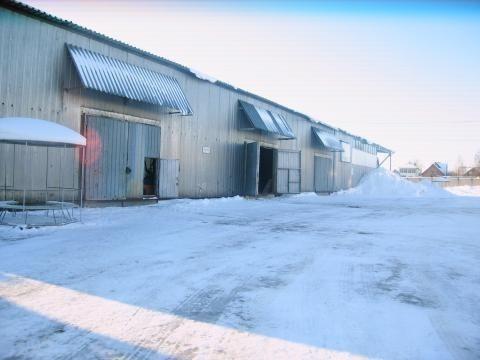 Аренда склада, Щелково, Щелковский район, Долгое ледово