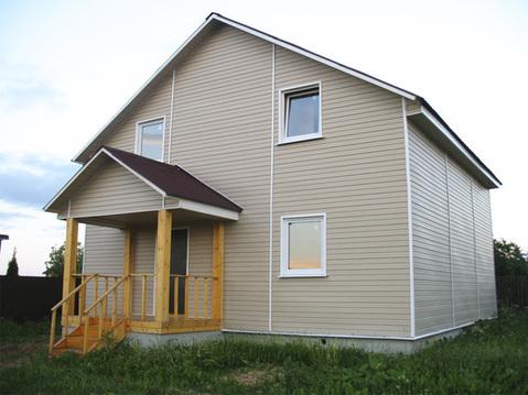 Новый дом в поселке Подосинки , Дмитровского района - Фото 1