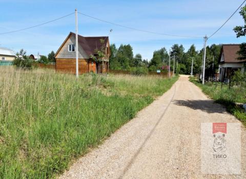 15 сот деревня Журавлево Рузский район - Фото 5