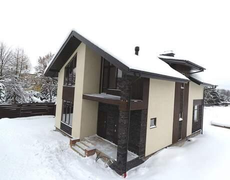 Дом 256 м. в жилом и уютном месте Новой Москвы - Фото 1