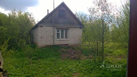Продажа дома, Валдай, Валдайский район, Энергетиков пер. - Фото 1