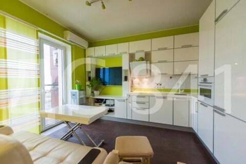 А53082: 1 квартира, Москва, м. Дубровка, 1-я Машиностроения, д.10 - Фото 1