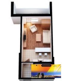 Видовая Квартира-студия в 10 минутах от метро по Доступной цене - Фото 2