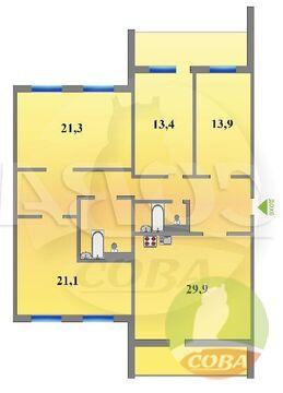 Продажа квартиры, Тюмень, Ул. Муравленко - Фото 1