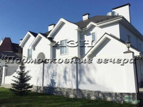 Калужское ш. 16 км от МКАД, Фоминское, Коттедж 750 кв. м - Фото 1