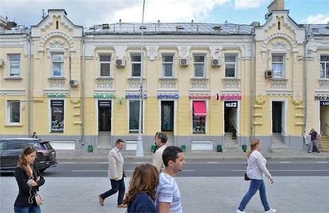 Торговое помещение по адресу ул.Мясницкая, д.30/1/2 стр.2 - Фото 2