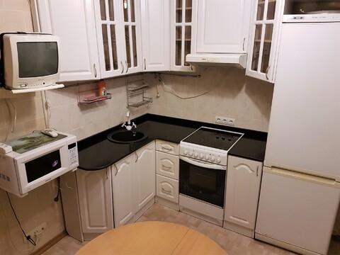 Квартира рядом с м.Щелковская, меблированная, с добротным ремонтом - Фото 1