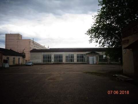 Производство 20000 кв.м Малоярославец - Фото 1
