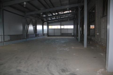 Сдам теплое складское помещение 1000 м2 - Фото 1