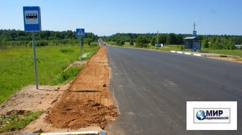 Земельное угодие 11,2 Га. на Новорижском шоссе. 125 км. от МКАД. кфх. - Фото 4